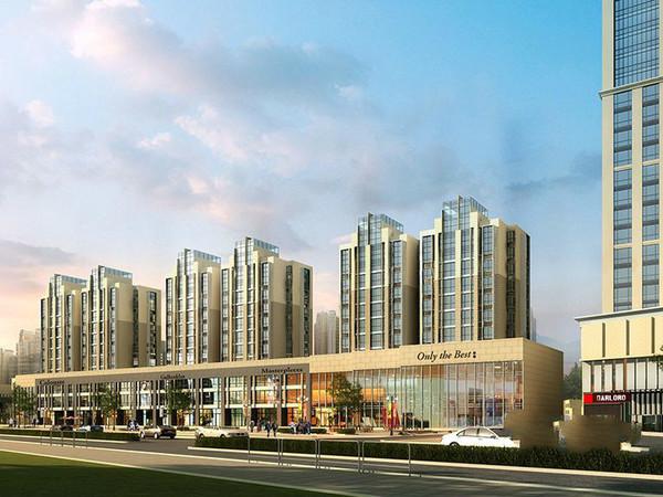 出售众大上海城3室1厅1卫住宅