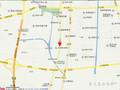 华辉新城交通图
