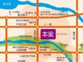 隆城·紫竹苑交通图