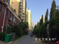 嘉汇枫景园,紧邻马陵公园,一室一厅精装,58平方,50万