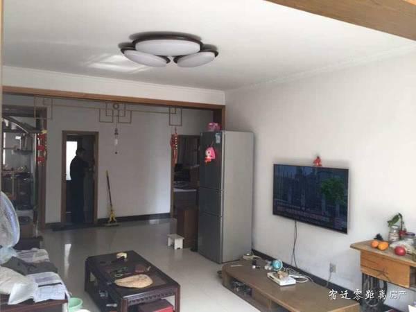 出租聚福园简单装修,多层2楼,家具家电齐全,拎包即住.