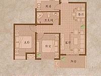 海天翡翠城 精装 两室 家具家电齐全 客厅朝阳 两室朝阳 全天采光