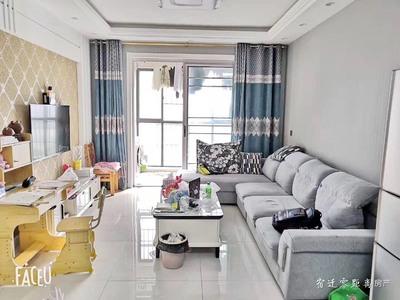 出售恒开 滨河城3室2厅1卫120平米120万住宅