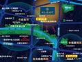 恒大悦澜湾花园交通图