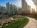 恒大悦澜湾花园实景图